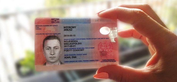 Изменения в получении карты побыта в Польше